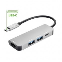 CELLY USB-C A (2)USB 3.0....
