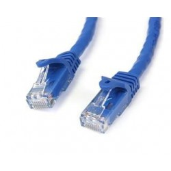 STARTECH CABLE 5M AZUL CAT6...