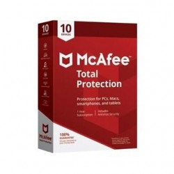 MCAFEE TOTAL PROTECTION...