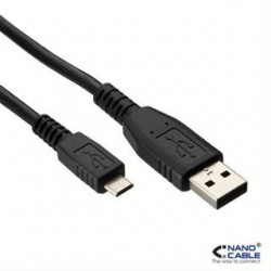 CABLE USB 2.0 A/M-MICRO USB...