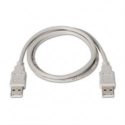 CABLE USB 2.0 TIPO A/M-A/M...