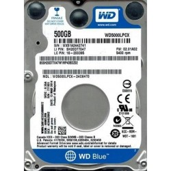 "HD 2.5"" WD BLUE 500GB SATA..."