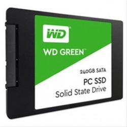 "SSD 2.5"" 240GB WD GREEN..."
