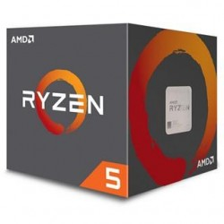 AMD RYZEN 5 2600 3.4GHZ 6...